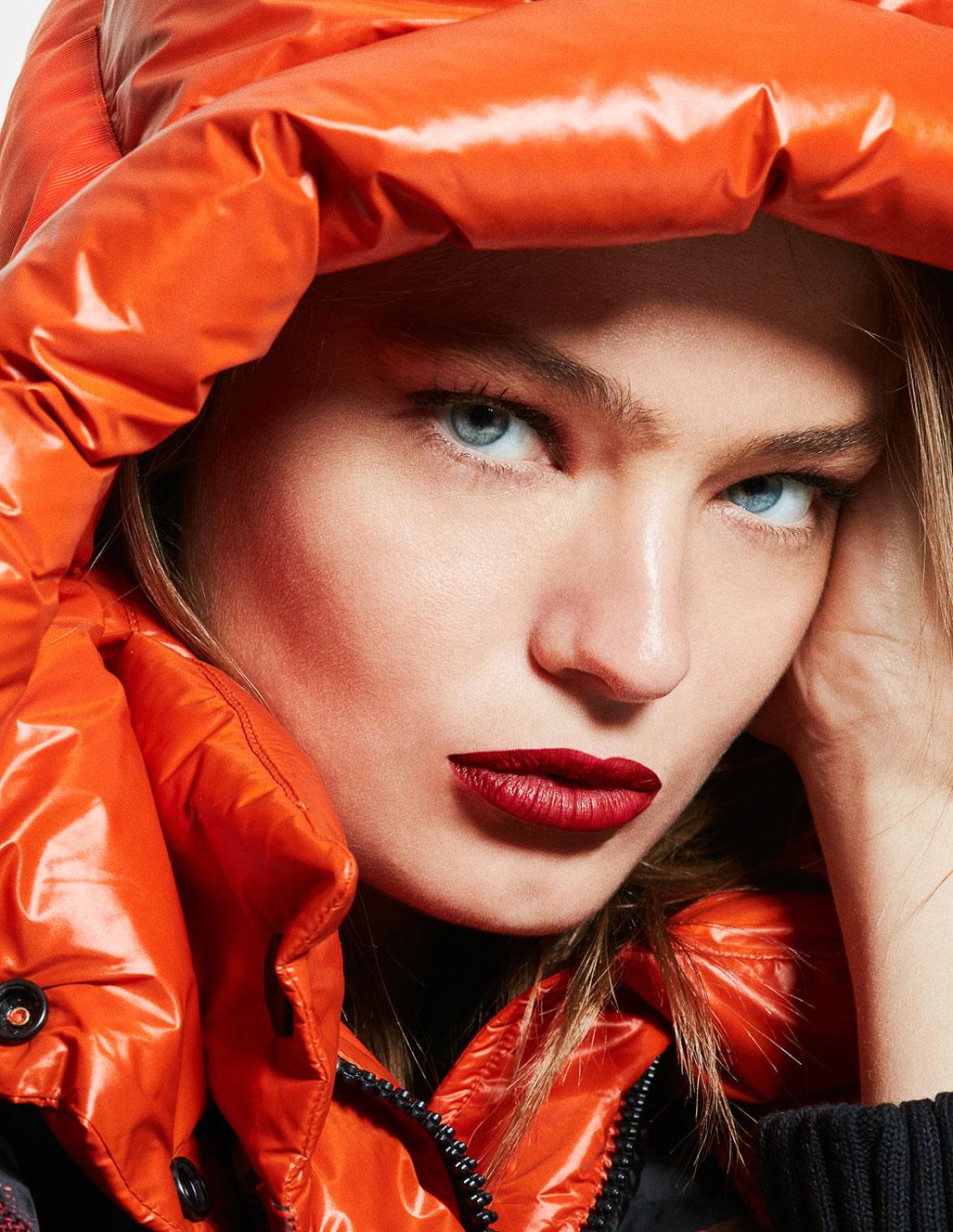 осенняя мода на страницах Elle Испания / фото 07