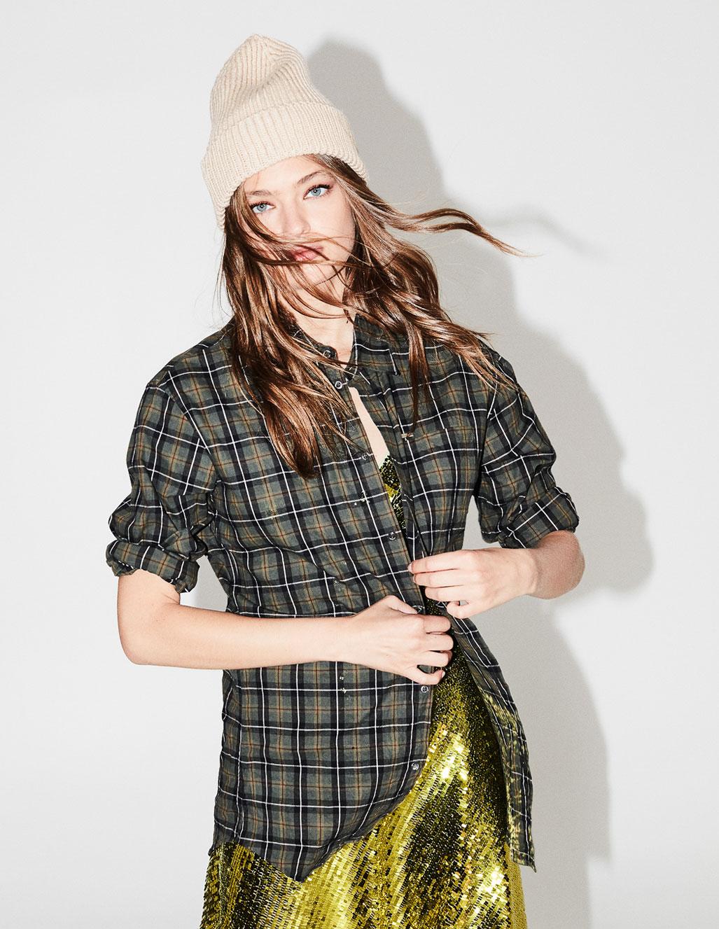осенняя мода на страницах Elle Испания / фото 08