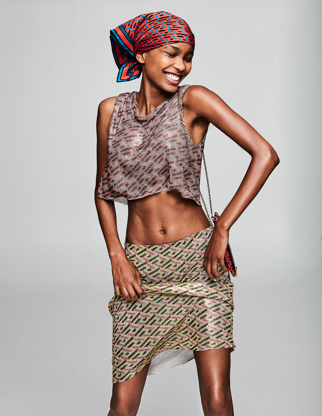 осенняя мода на страницах Elle Испания / фото 09
