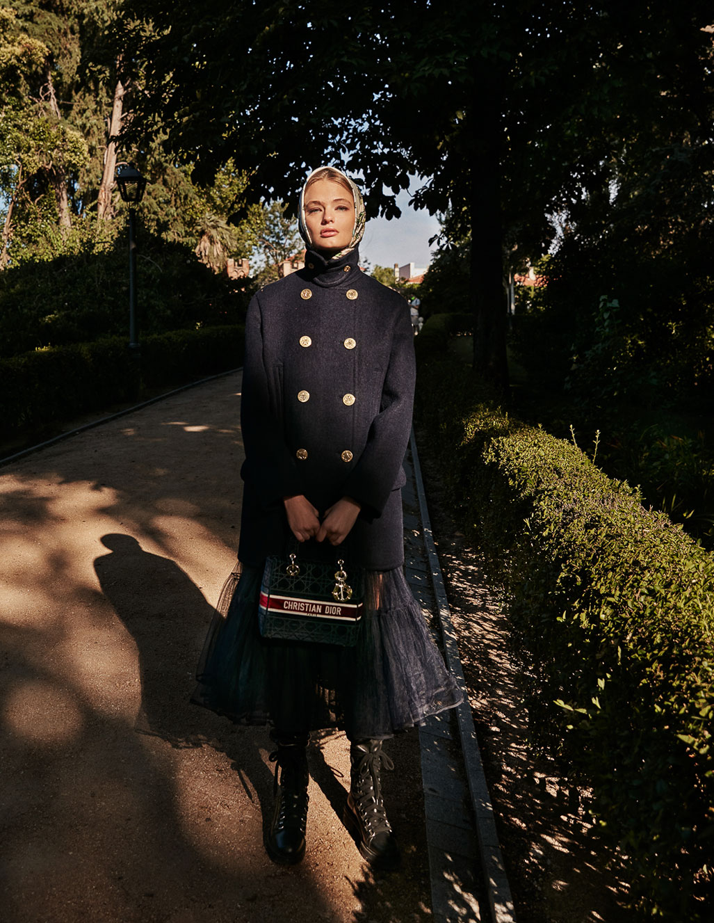 осенняя мода на страницах Elle Испания / фото 18