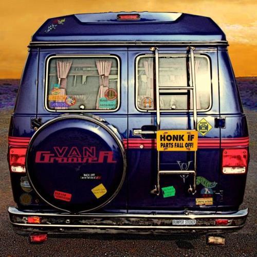 Van Groover — Honk If Parts Fall Off (2021)