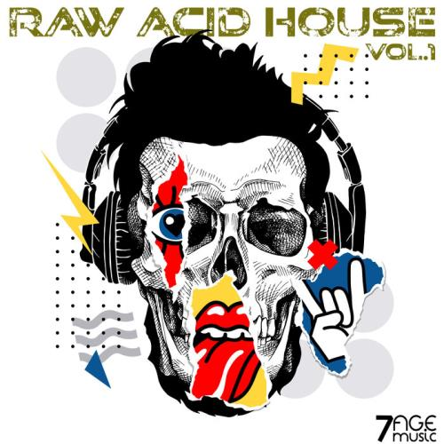 Raw Acid House Vol 1 (2021)